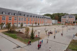 European School 4 Laeken Brussels