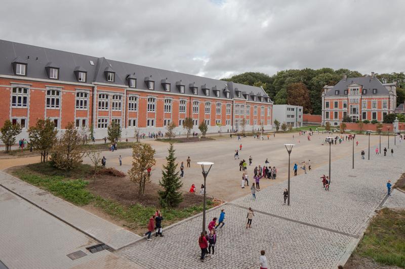 Ecole Européenne de Bruxelles 4 Laeken