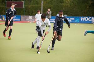 International school Brussels hockey