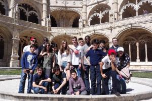 International school Brussels school trip