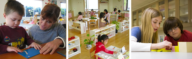 Montessori schools in Brussels