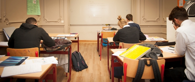 Private schools in Brussels and public schools