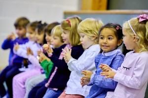 Saint John's International School Timbertots