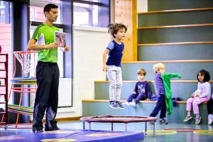 Saint John's International School sport