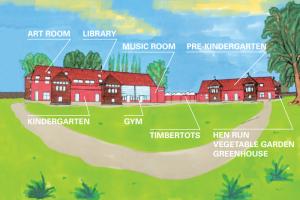Saint John's International School facilities