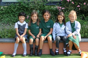 St. John's International School children
