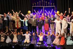 St. John's International School 5 theatre