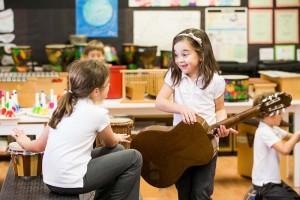 St. John's International School art musique