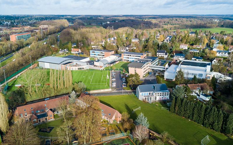 St. John's International School boarding facilities