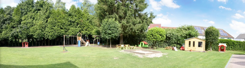 Montessori outside