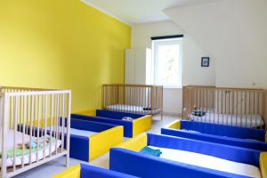 école montessori dortoir