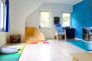 Montessori psychomotricity