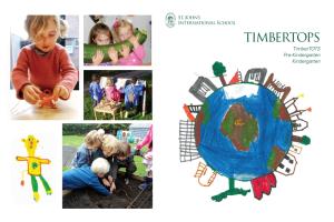 école Saint John's International School maternelle timberstops