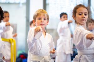BJAB activité extrascolaire karate