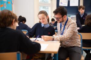 British Junior Academy of Brussels cursus