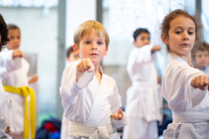 BJAB extracurricular activities karate