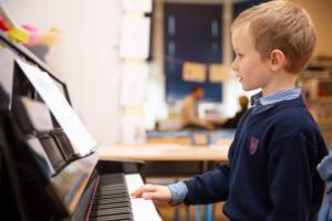 BJAB piano extracurricular activities
