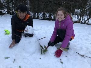 Ecole internationale BEPS activité neige