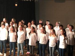 Lycee Français Jean Monnet Bruxelles - chorale chant