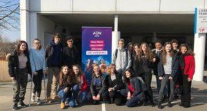 Lycee Français Jean Monnet Bruxelles - groupe 2019