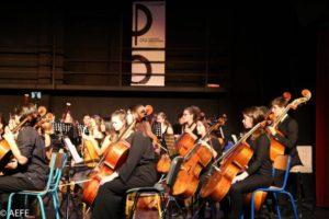Lycee Français Jean Monnet - Orchestre des lycées français du monde