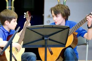 British School of Brussels music