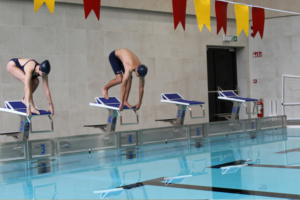 British School of Brussels piscine