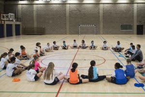 International School physical education