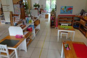 International Montessori Centre, Wezembeek-Oppem