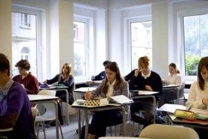 Montgomery International School new classroom