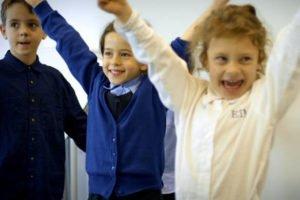 Montgomery International School young-pupils